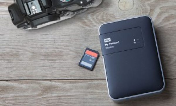 My Passport Wireless for Videographers