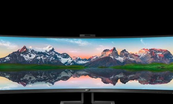 Philips 499P9H : a SuperWide 32:9 monitor with a low price