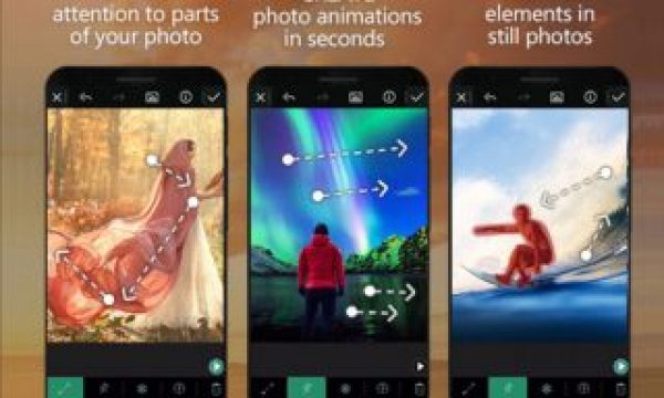Create photo animations with the FREE PhotoDirector App from CyberLink