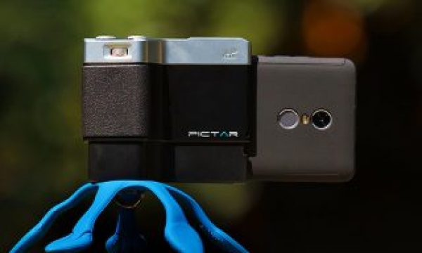 Pictar One Plus: iOS camera grip now works with Android smartphones