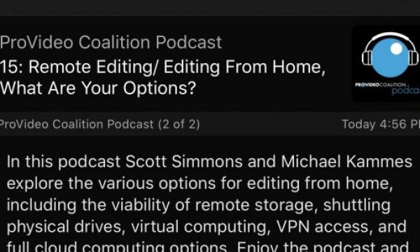 Talking remote editing with the expert Michael Kammes