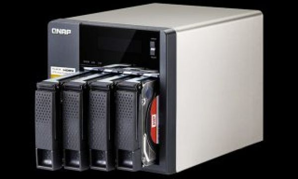 QNAP: new Thunderbolt NAS solutions