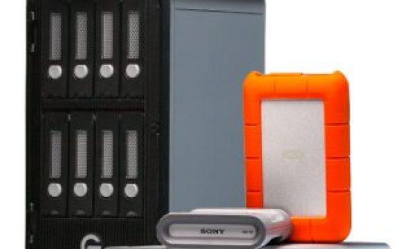 Choosing a video production drive