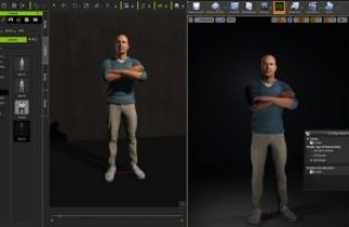 Reallusion: a new 3D Game Character Creation and animation pipeline