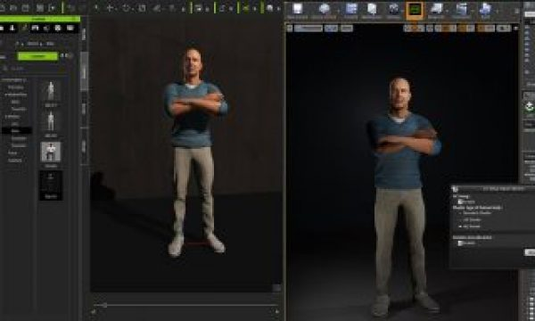 Character Creator 3 will be a stand-alone tool for animation