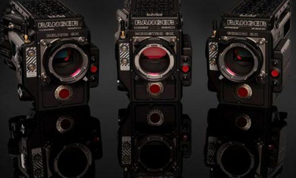 RED RANGER camera ecosystem gets Helium and Gemini sensors