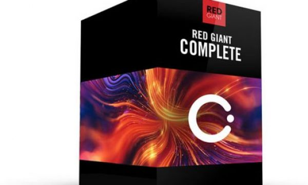 Red Giant Complete: all the Red Giant tools at one low price