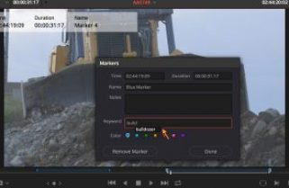 DaVinci Resolve is a few steps away from Range-based Keywording