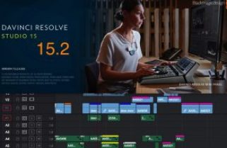 DaVinci Resolve 15.2 update continues Blackmagic's march toward post-production dominance