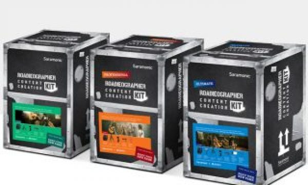 Roadieographer Collection: the essential video and photo kits for roadieographers