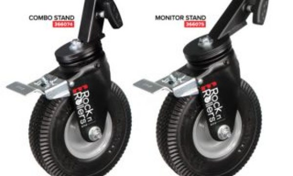 MSE Rock n' Roller Wheel Sets: let the rollers do the heavy work