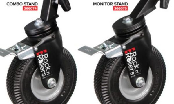 MSE Rock n' Roller Wheel Sets:let the rollers do the heavy work