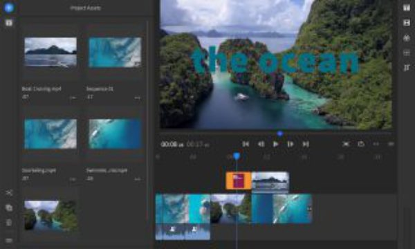 Adobe releases Premiere Rush, the easy, cross-platform video editor that may not be made for you.