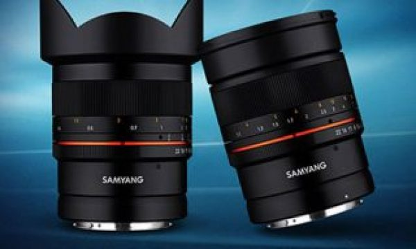 Samyang 14mm F2.8 and 85mm F1.4: two Canon RF lenses with manual focus