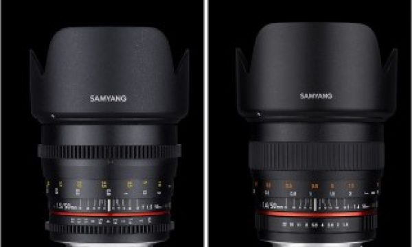 Samyang Has a New 50mm for Cinema
