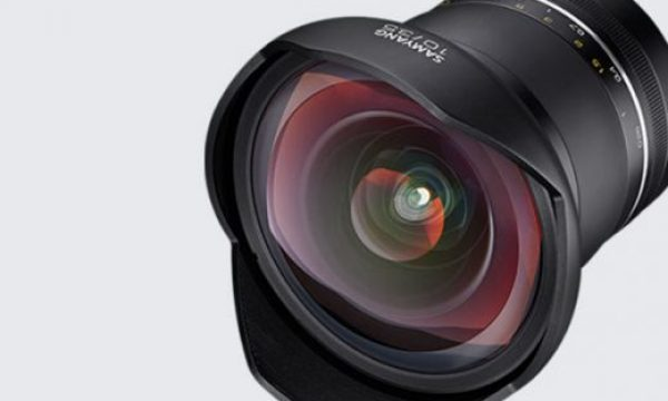 Samyang XP 10mm f/3.5: a wide-angle for full frame Canon and Nikon DSLRs