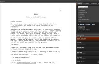 Fade In Pro: Screenwriting's best kept secret