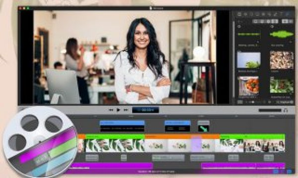 The new ScreenFlow 8.0 video editing and screen recording software for Mac