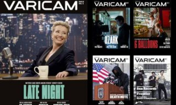 Shot On VariCam: get your FREE digital copy now to read in 2020