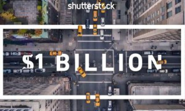 Shutterstock's contributor community surpasses $1 billion in earnings