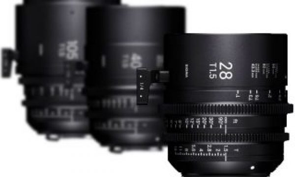 Sigma at Cine Gear Expo 2019: Cine lenses and how to use them