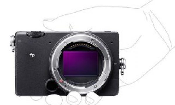 SIGMA fp: a pocketable mirrorless camera for serious cine shooting