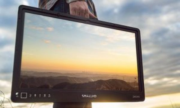 SmallHD 2403 HB: the world's brightest 24-inch production monitor
