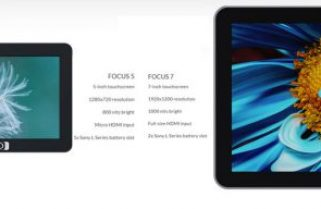 SmallHD FOCUS 7: a bigger FOCUS 5 touch-screen monitor for under $700