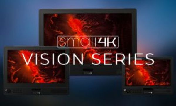 Small4K: two new lines of 4K field monitors from SmallHD