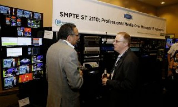 New SMPTE ST 2110 Standards for IP networks