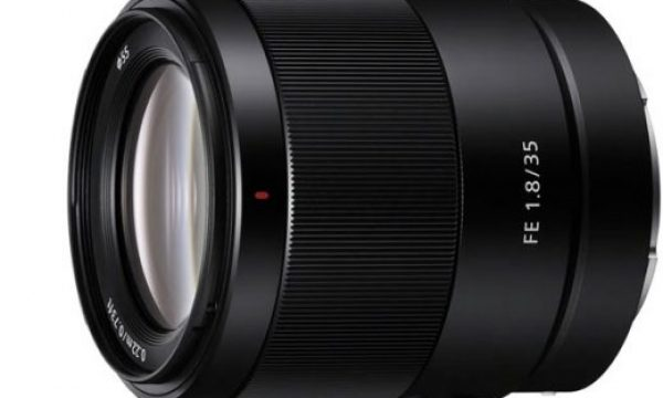 Sony FE 35mm F1.8: a luminous prime lens for photography and video shooting