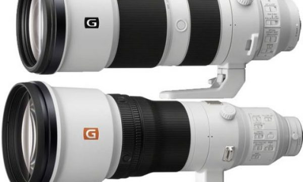 Sony's new long lenses: a 600mm prime and a 200-600mm zoom