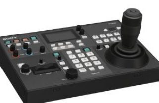 New controller for Sony's PTZ cameras