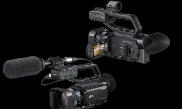 Sony HXR-NX80 and PXW-Z90 camcorders to offer Simple Live Streaming