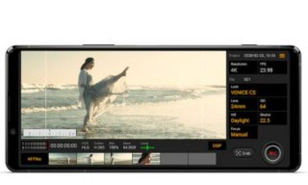 Sony Xperia 1 II: powered by CineAlta and Alpha 9 mirrorless technologies