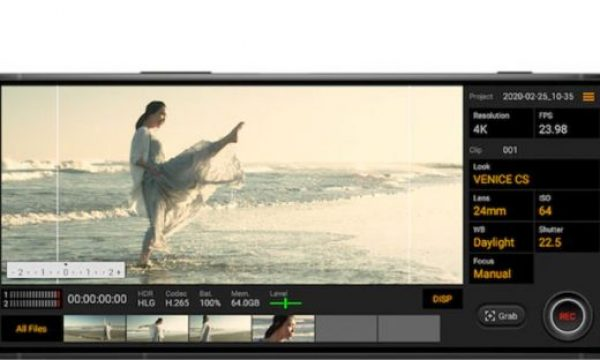 Sony Xperia 1 II: powered by CineAlta andAlpha 9 mirrorless technologies