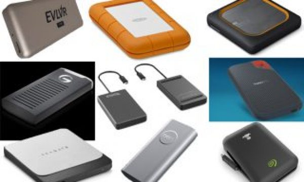 The 2018 guide to SSD and HDD portable drives