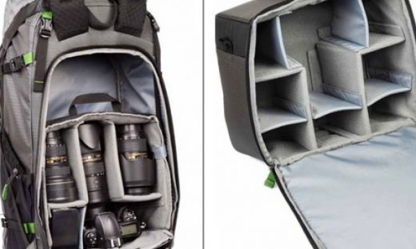 Stash Master 13L: expand the carrying capacity of large backpacks