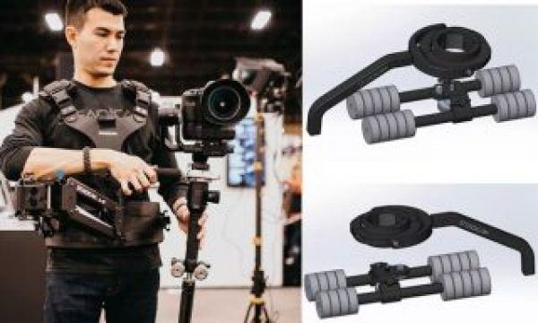 Steadicam Steadimate-S camera stabilizer receives NAB Show Award