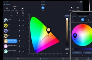 ARRI Stellar: control your lights from your tablet or smartphone