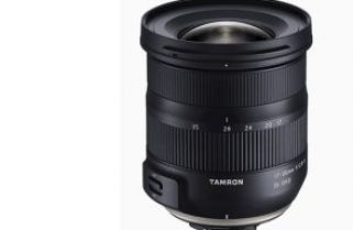 Tamron 17-35 F/2.8-4 Di OSD: the lightest and smallest ultra wide-angle zoom