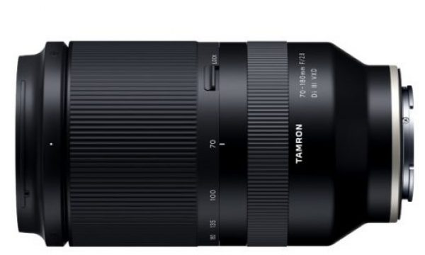 Tamron 70-180mm F/2.8 Di III VXD: light, compact and affordable travel zoom