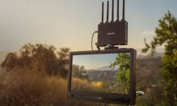 Teradek Bolt 4K: 8x the performance of current wireless video systems