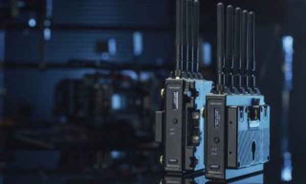 Teradek Bolt 4K: 4K HDR video transmission with zero latency