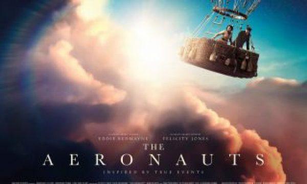"Art of the Cut Podcast Eps. 26 (w/ ""The Aeronauts"" Editor Mark Eckersley)"