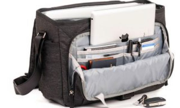 Think Tank Photo: new Vision shoulder bags and a rolling case for C-stands