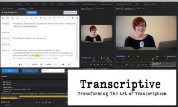 Review: Digital Anarchy Transcriptive – automated transcription for Adobe Premiere Pro