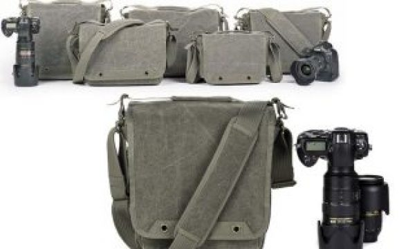 Think Tank Photo upgrades Retrospective shoulder bags