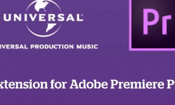 Universal Production Music: a free panel for Premiere Pro and Audition