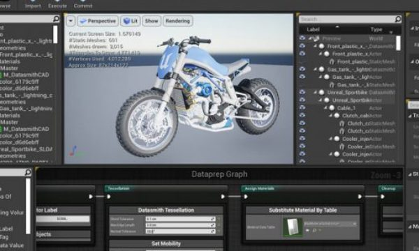 Unreal Engine 4.24: on the trajectory toward film-quality experiences